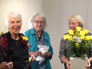 Appreciation for Ellen Tye's 55 Years in Zonta