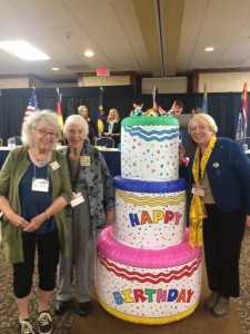 Zonta is 100!