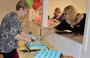 2019 100-Year birthday cake